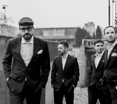 Křest nového alba Organic Quartetu 3 × v Jazzdocku