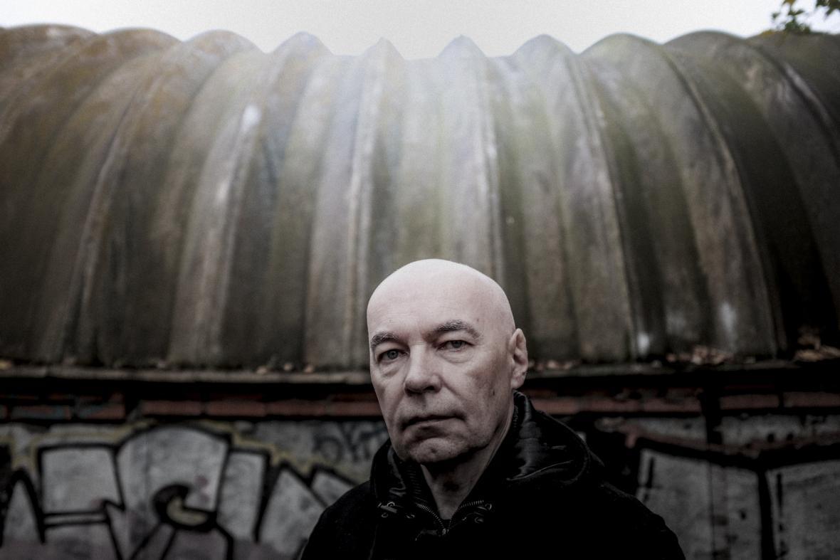 Jaromír Honzák (foto Dušan Tománek)