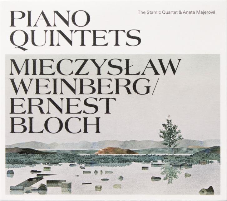 Weinberg, Bloch: Piano Quintets