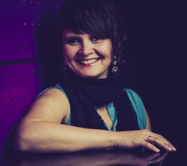 Beata Hlavenková (foto Jiří Starha)