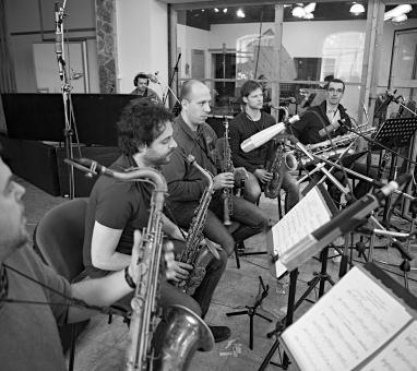 Concept Art Orchestra (photo Jiří Thýn)