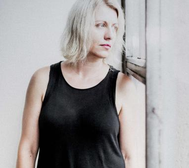 Dorota Barová (photo Dušan Tománek 2018)