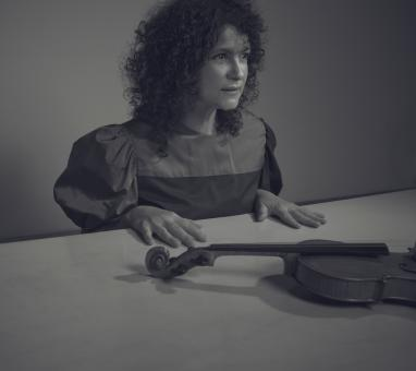Iva Bittová (foto Salim Issa)