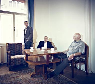 Jaromír Honzák, Najponk, Matt FIshwick (foto Adam Holý)
