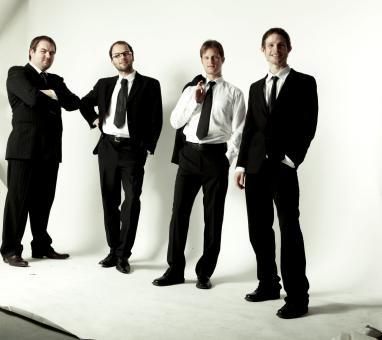Miroslav Hloucal, Tomáš Liška,  Luboš Soukup, Tomáš Hobzek (foto Adam Holý)