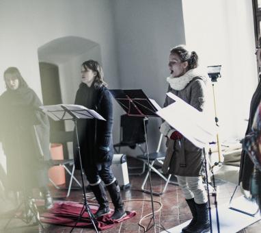 Tiburtina Ensemble (foto Dušan Tománek)