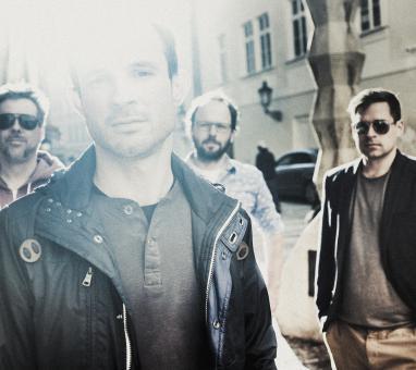 Tomáš Hobzek Quartet (foto Dušan Tománek)