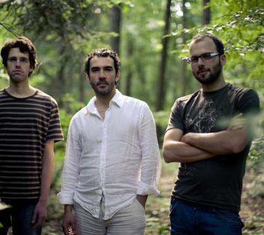 David Dorůžka, Daniele di Bonaventura, Tomáš Liška (photo Adam Holý)