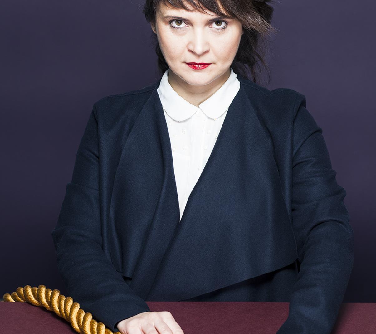 Beata Hlavenková (photo Johana Pošová)