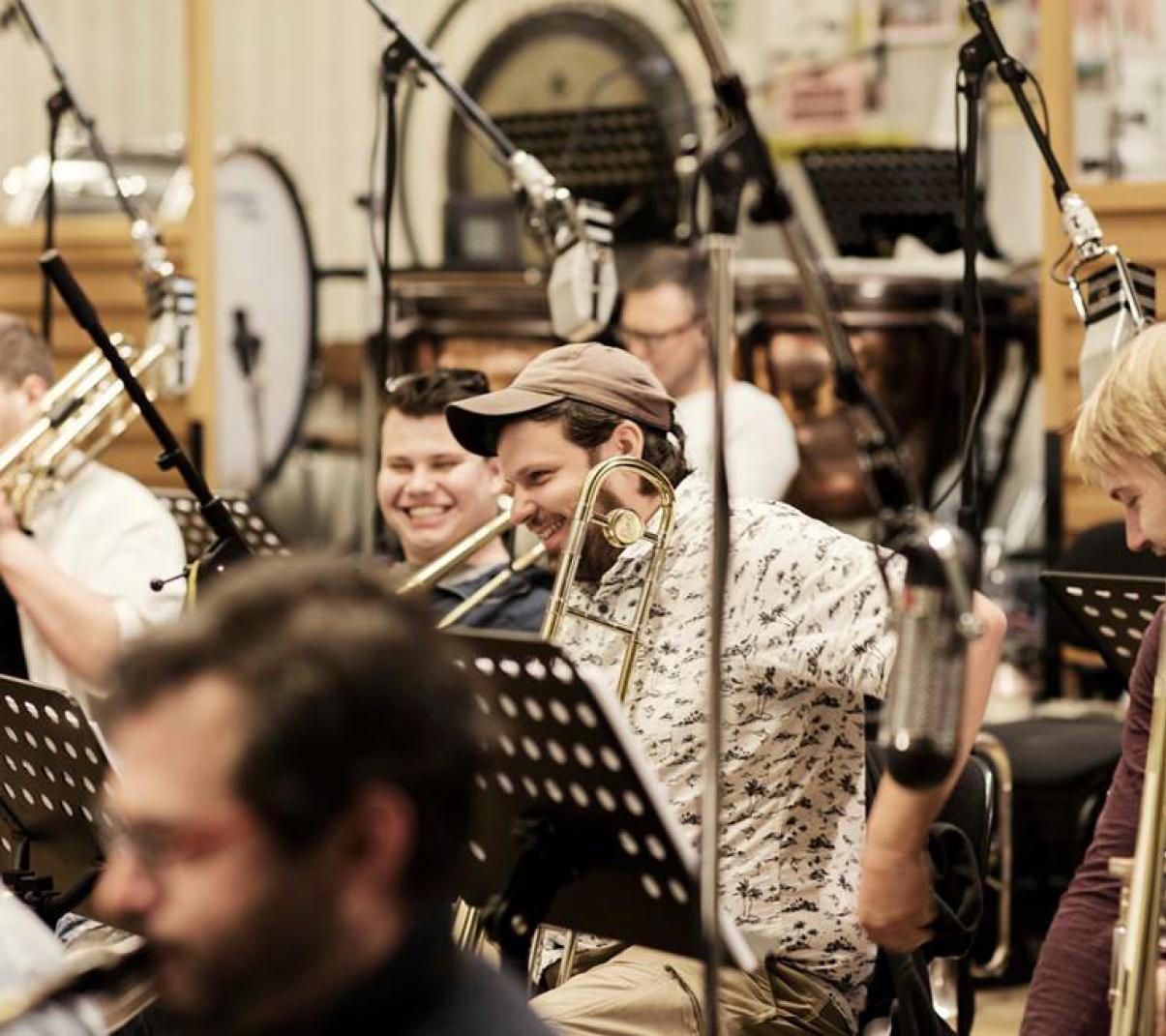 Concept Art Orchestra (foto Jiří Thýn, 2018)