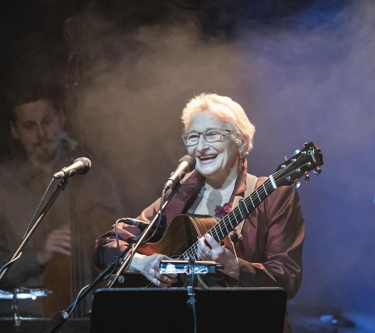 Dagmar Voňková (foto Petra Hajská, 2018)