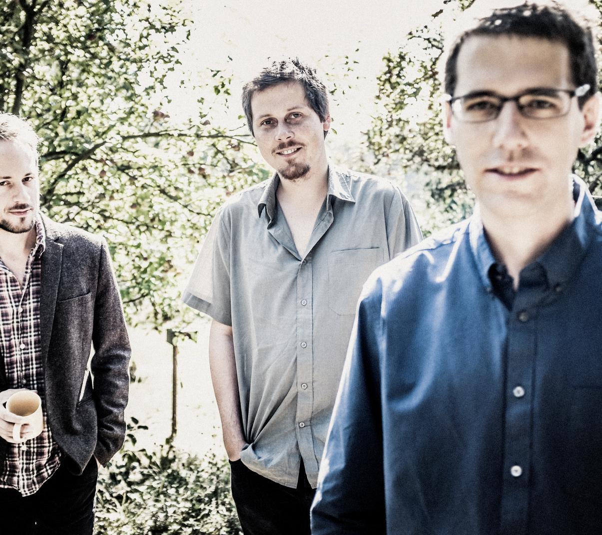 David Dorůžka Trio