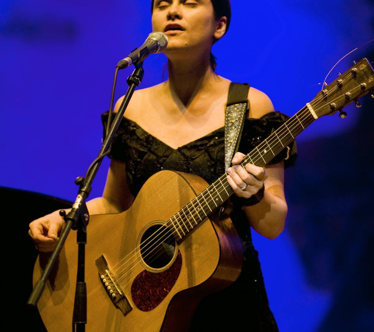 Lenka Dusilová (foto Petra Hajská)