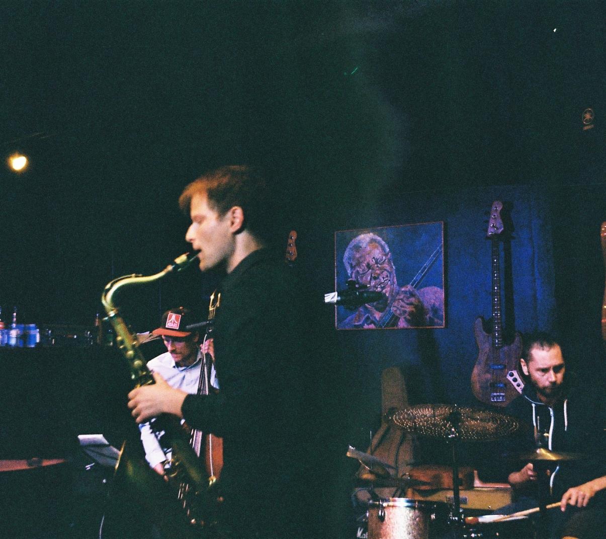 Freetown Quartet (foto Vojtěch Procházka, 2020)