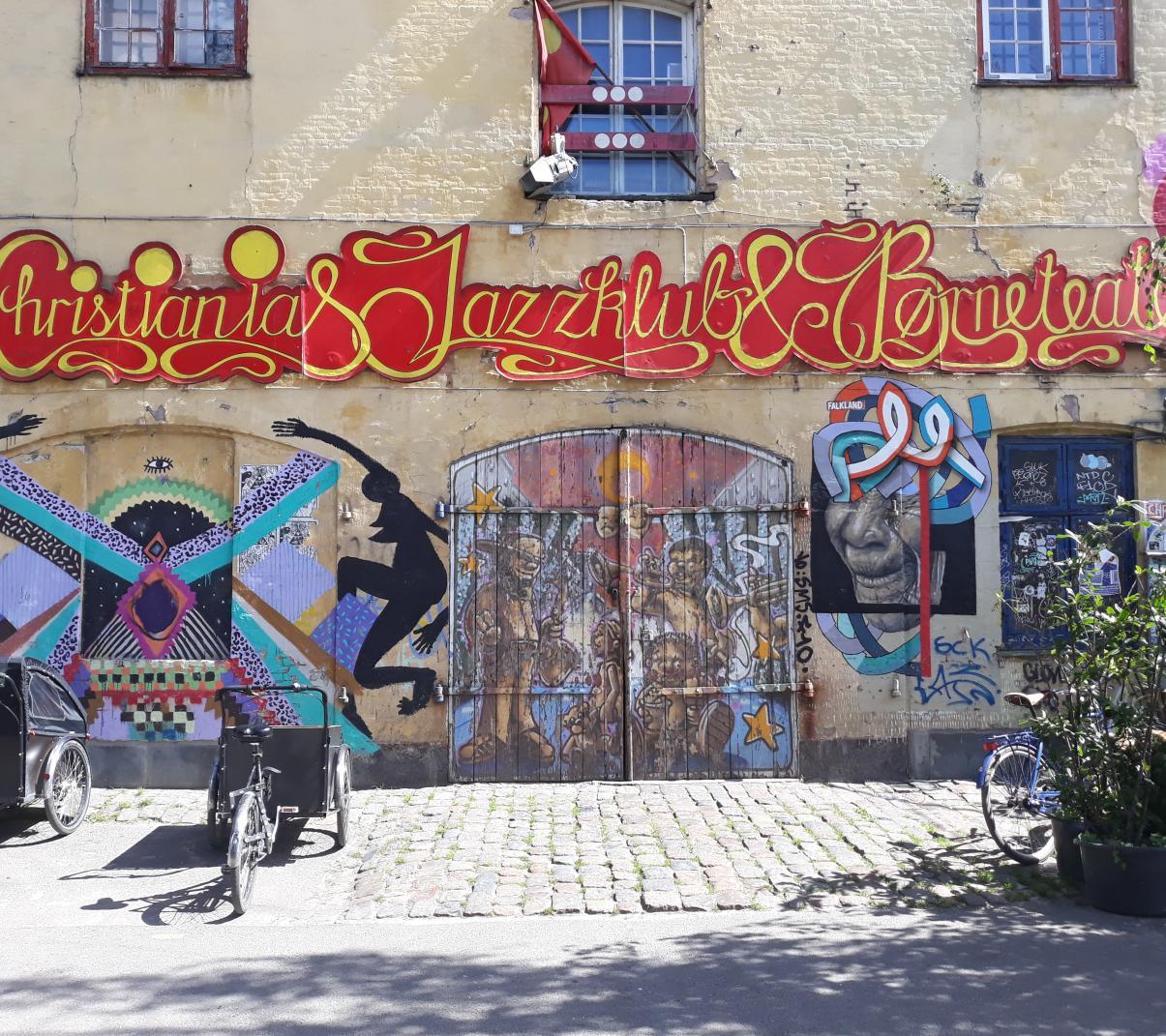 Borneteateret jazz club (Luboš Soukup, 2020)