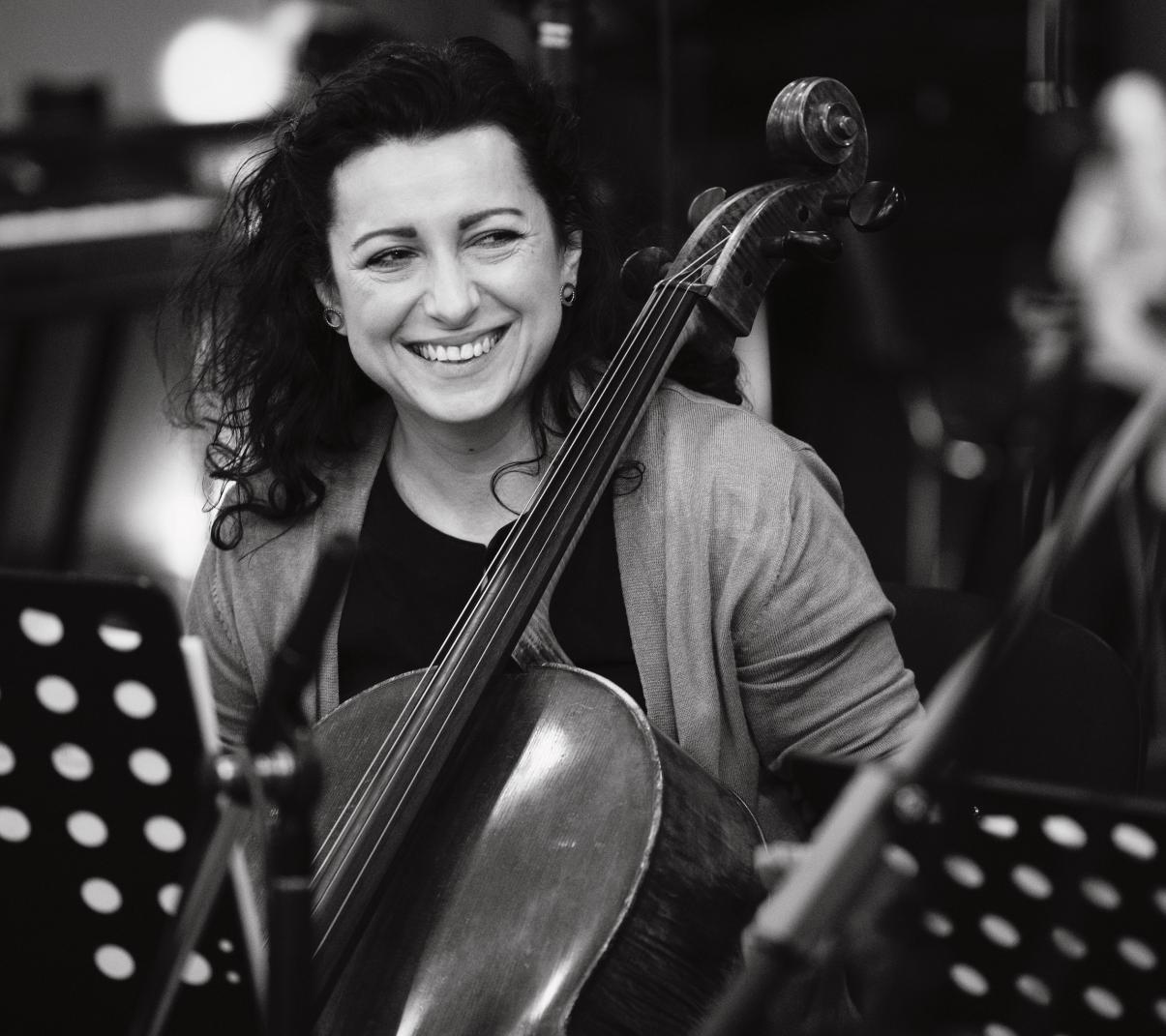Hana Baboráková (foto Zuzana Bonisch, 2020)