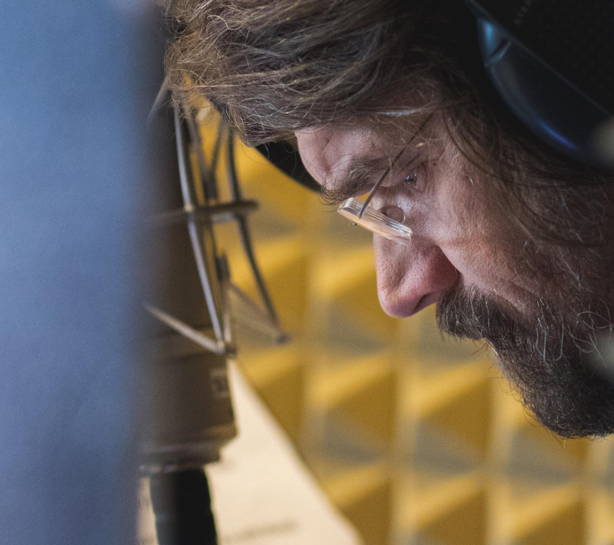 Dan Bárta (foto Jan Mazura, 2018)