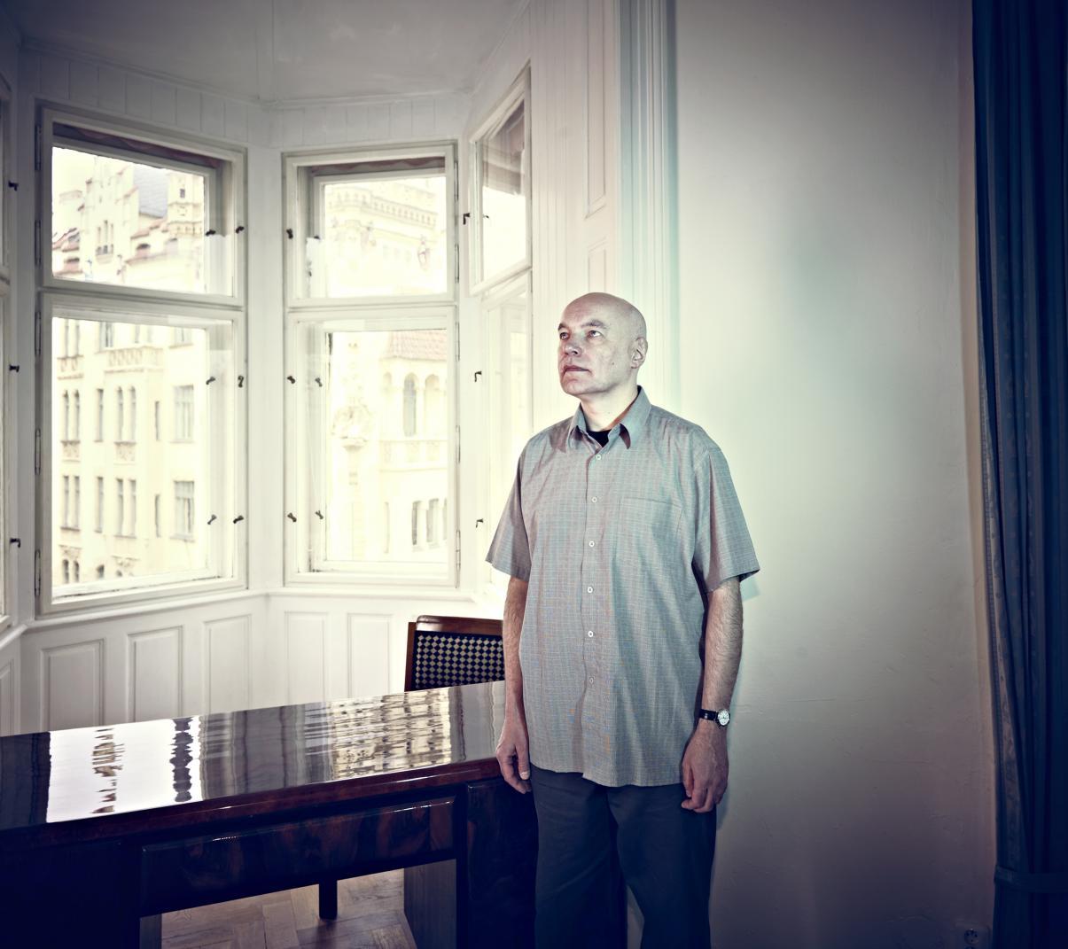 Jaromír Honzák (foto Adam Holý)