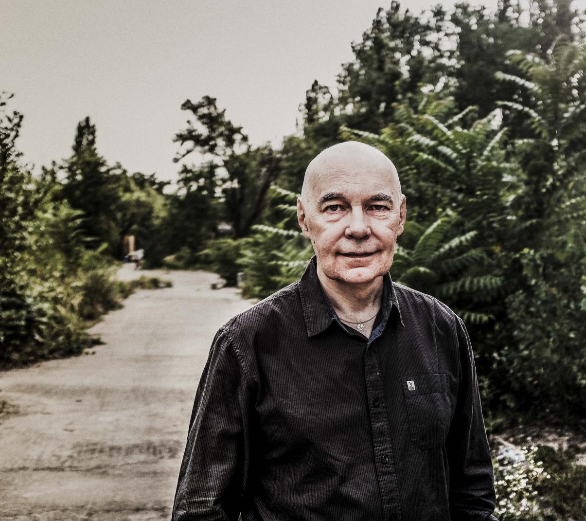Jaromír Honzák (foto Dušan Tománek, 2019)