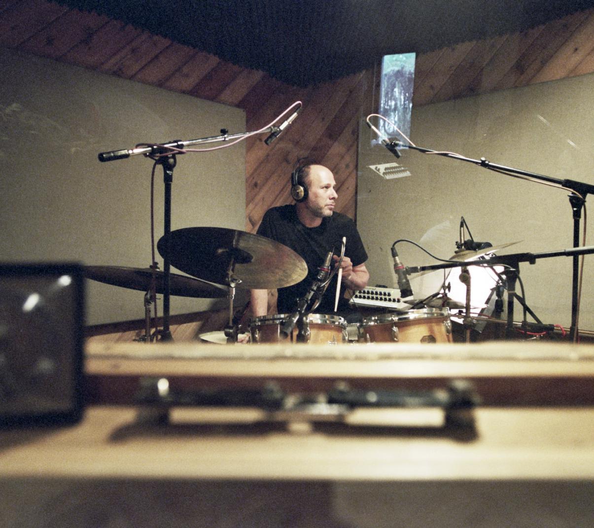 Jeff Ballard (foto Michal Nanoru)