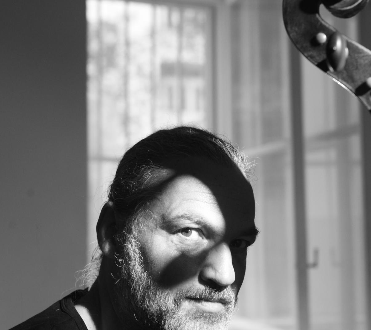 Jiří Bárta (foto Antonín Kratochvíl, 2018)