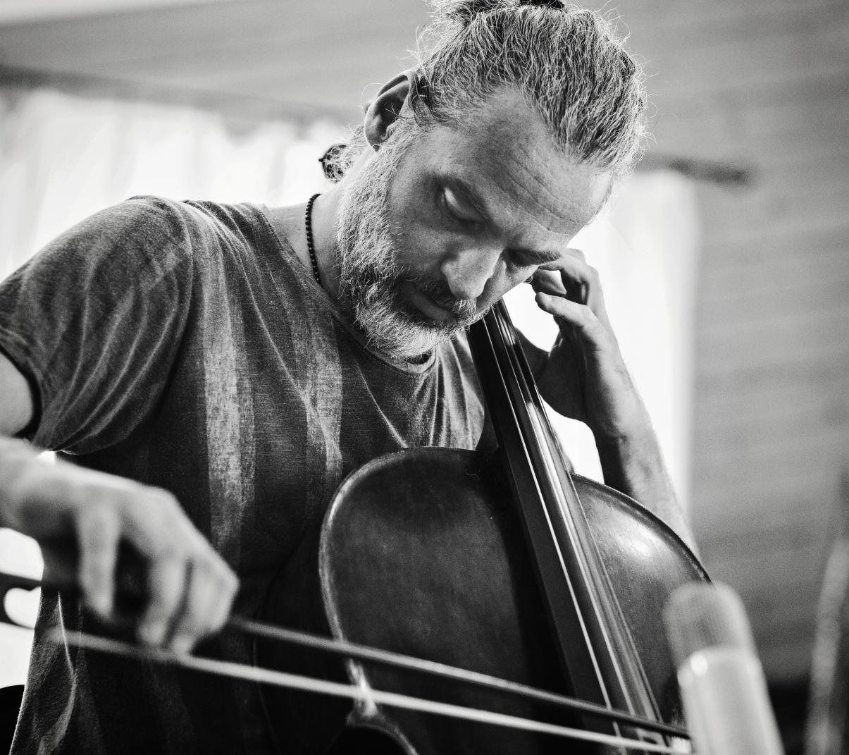 Jiří Bárta (foto Zuzana Böhnisch, 2018)