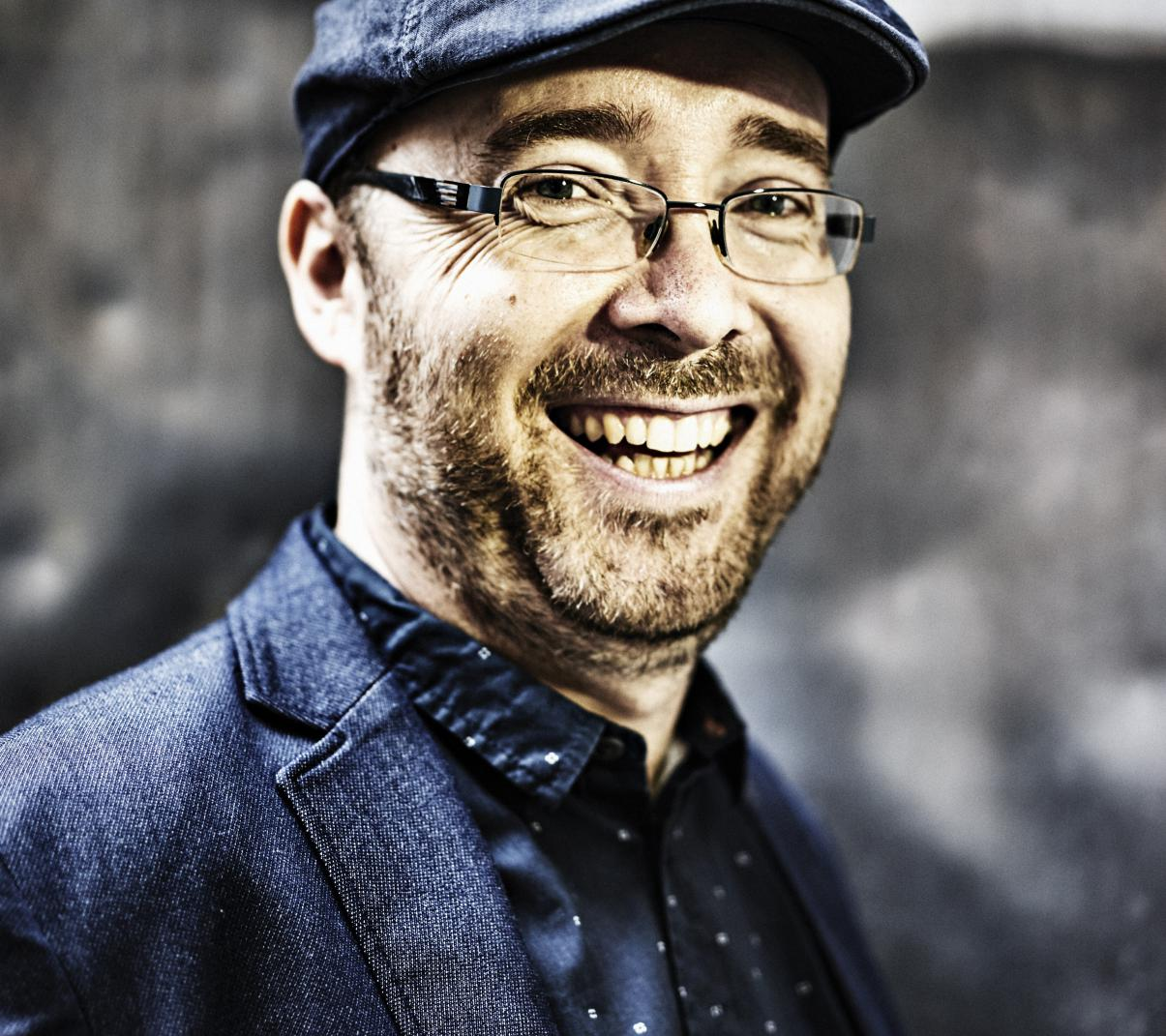 Michal Nejtek (photo Jiří Turek)