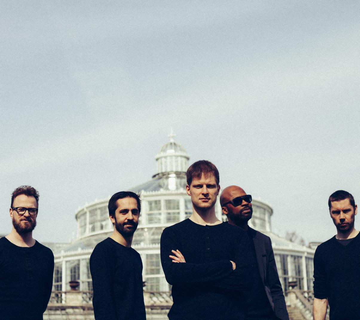 Luboš Soukup Quartet & Lionel Loueke (photo Malwa Grabowska)