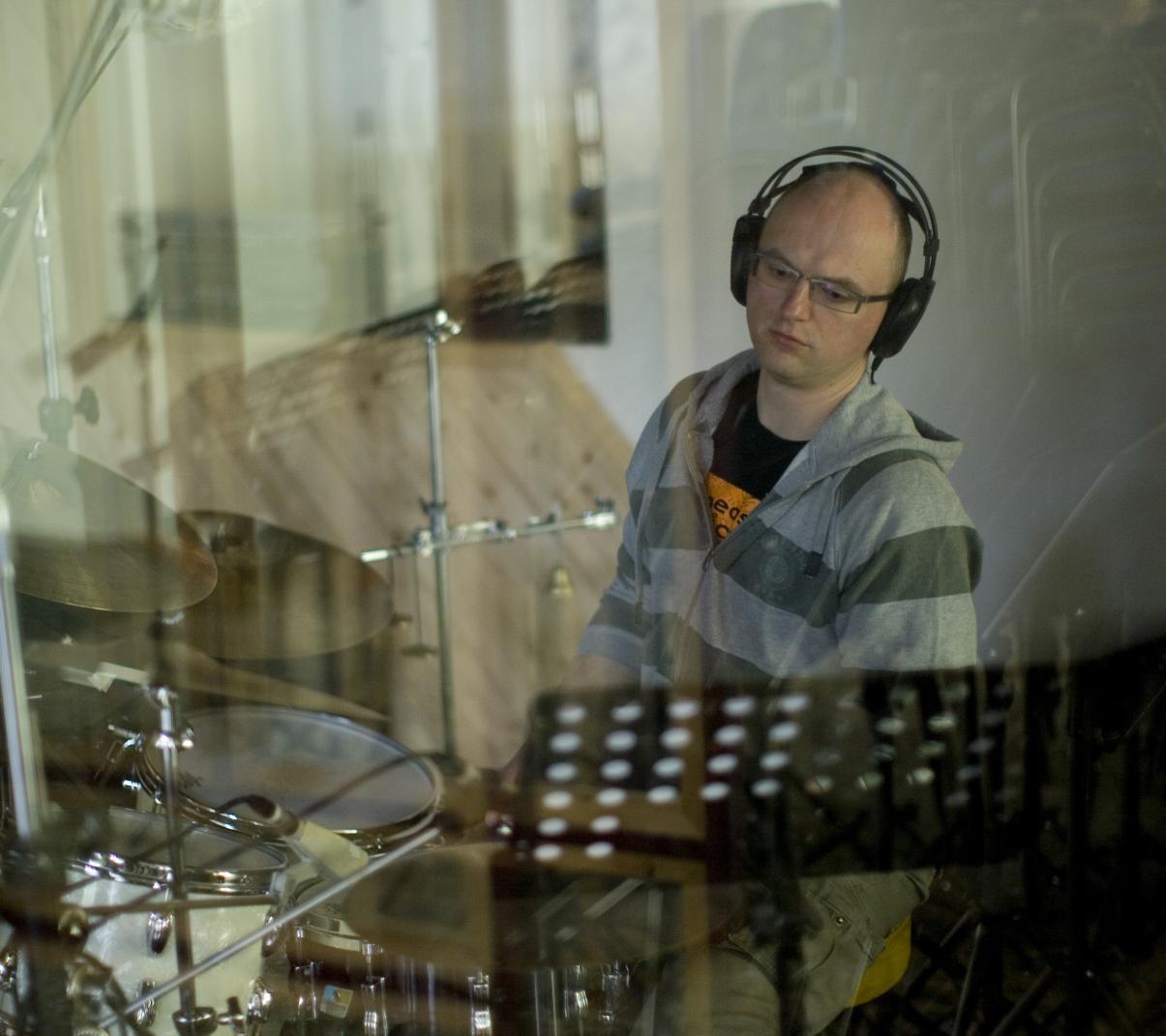 Lukasz Żyta (photo Adam Holý)