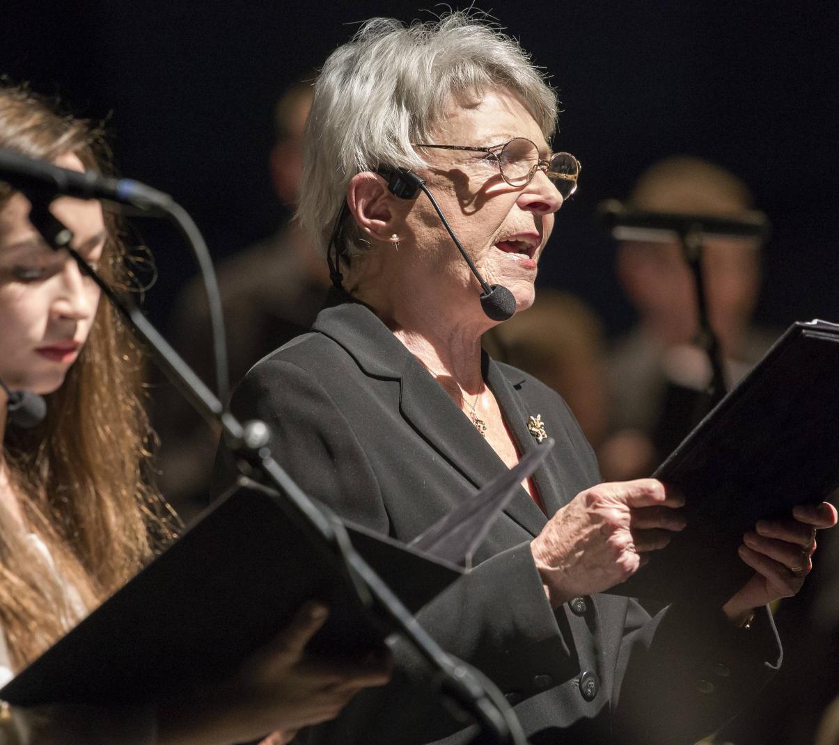 Marketa Lazarová live (foto Petra Hajská, 2015)