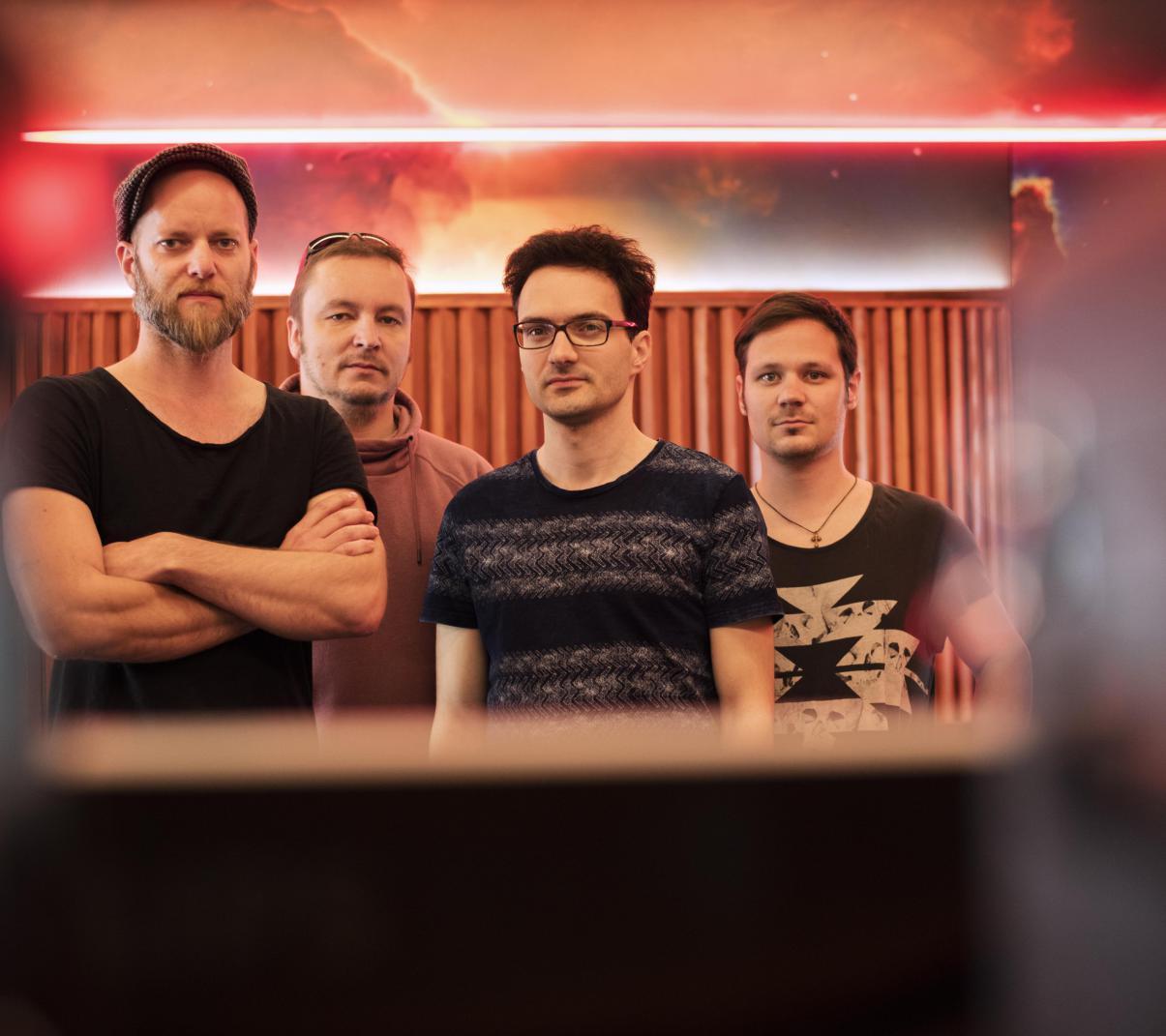Martin Brunner Band (foto Jiří Thýn, 2019)