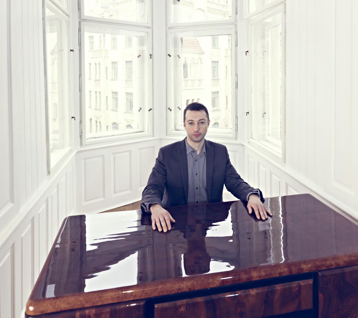 Matt Fishwick (foto Adam Holý)