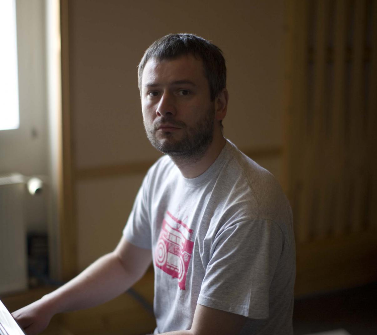 Michał Tokaj (photo Adam Holý)
