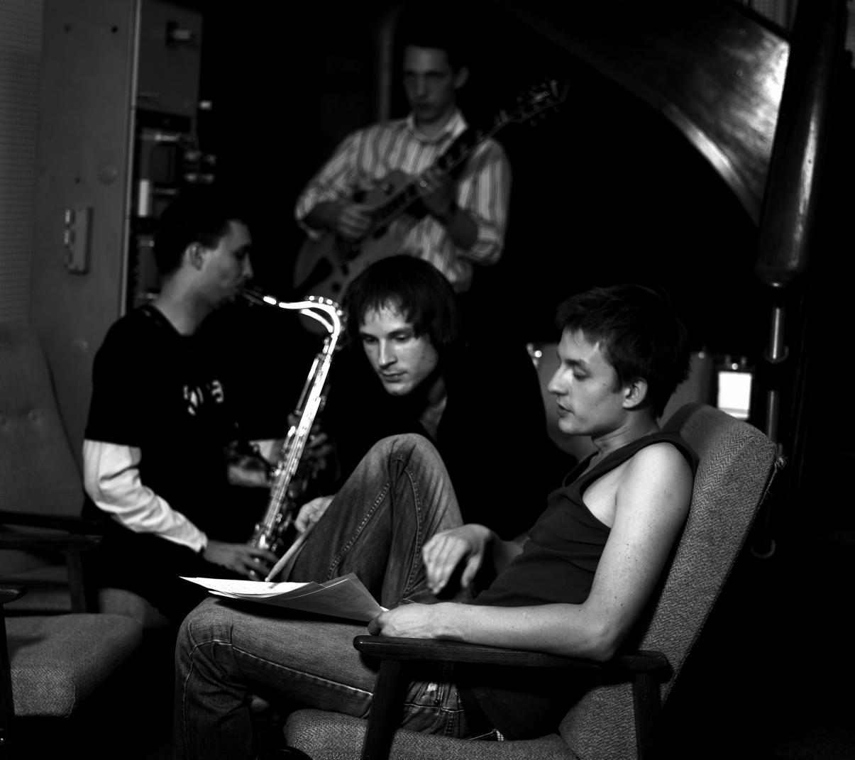 Organic Quartet (foto Standa Merhout)