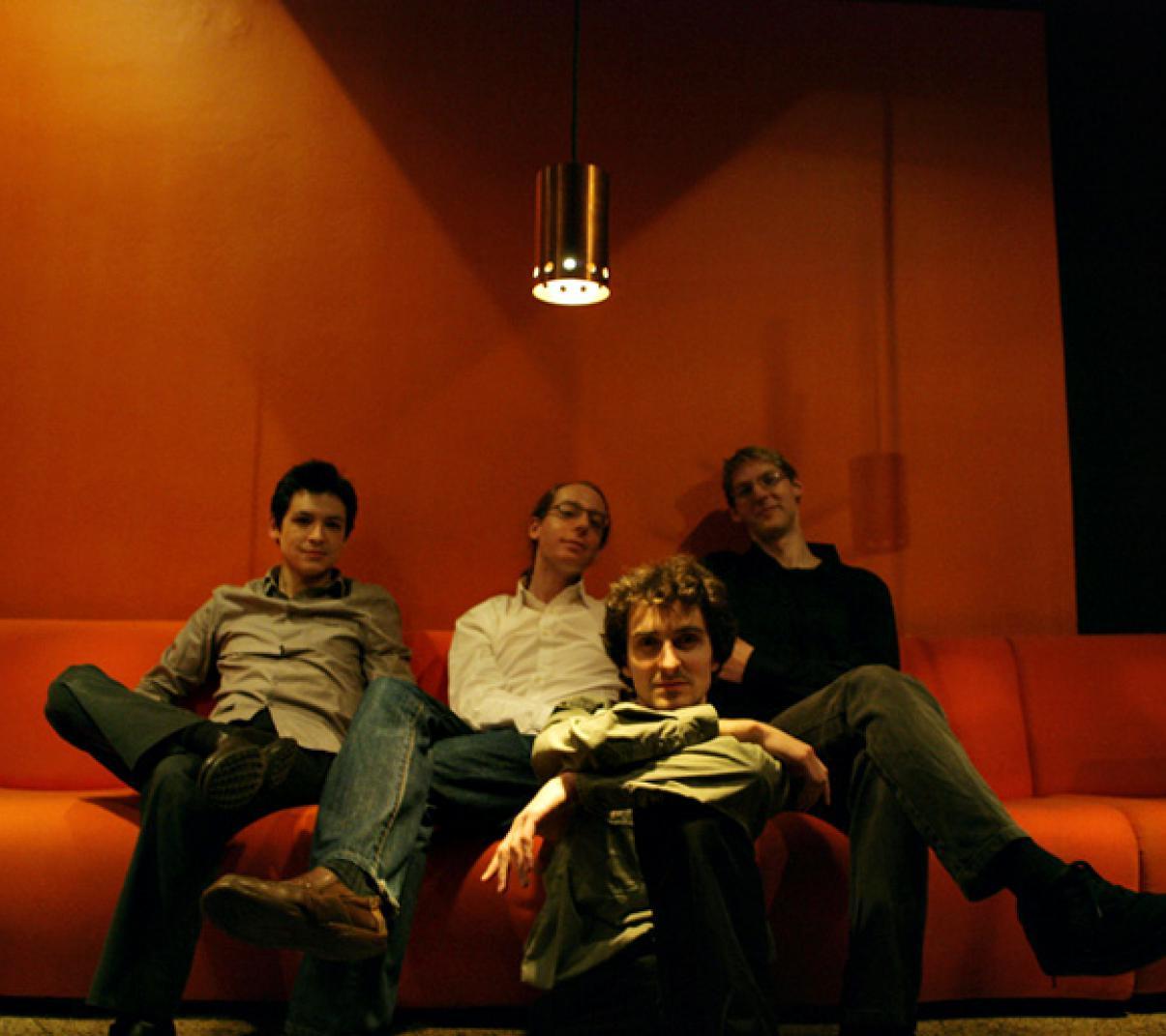 Petr Zelenka Quartet (foto Václav Jirásek)