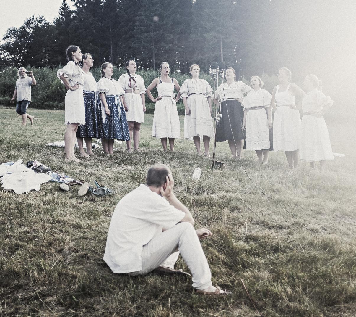 Píseň země (foto Dušan Tománek 2019)