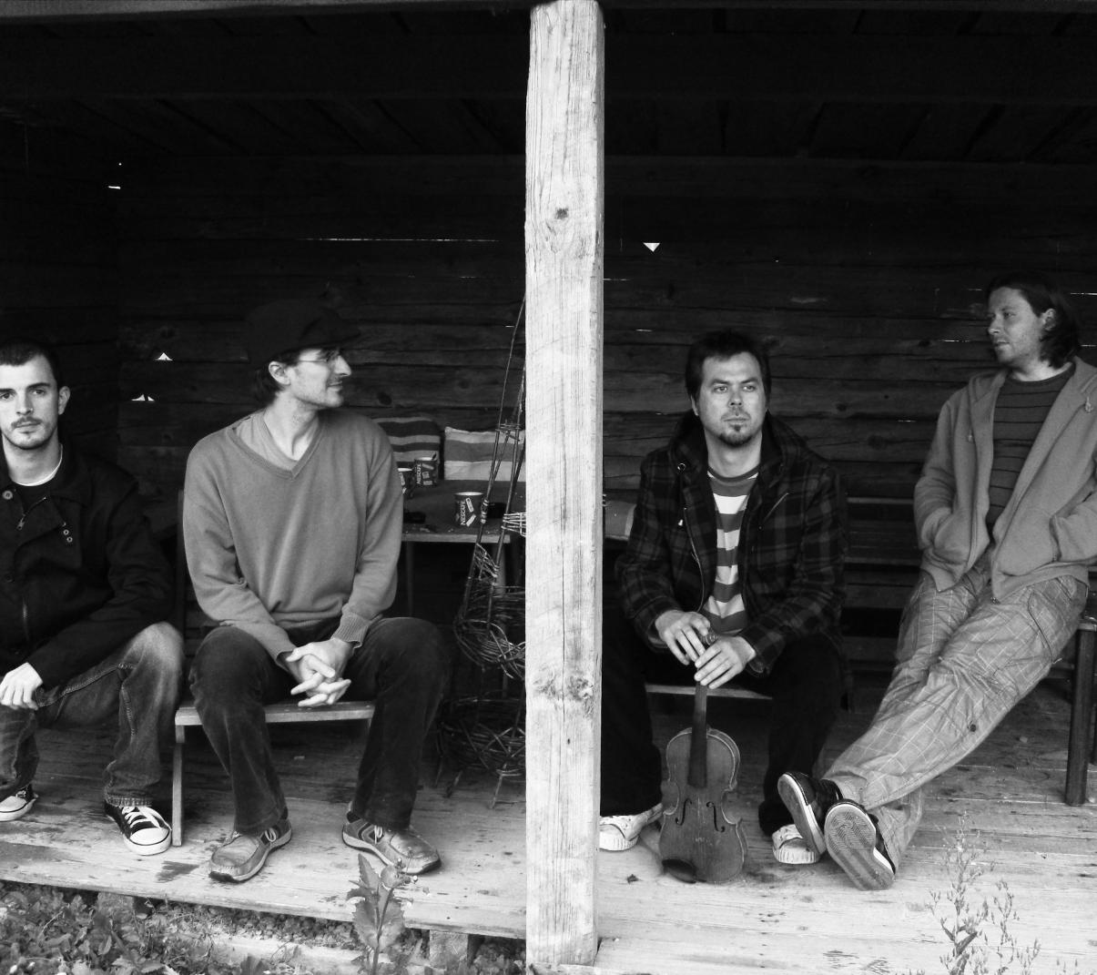 Rodrigo Parejo, Petr Zelenka, Marcel Bárta, Daniel Šoltis (foto Lukáš Martinek)