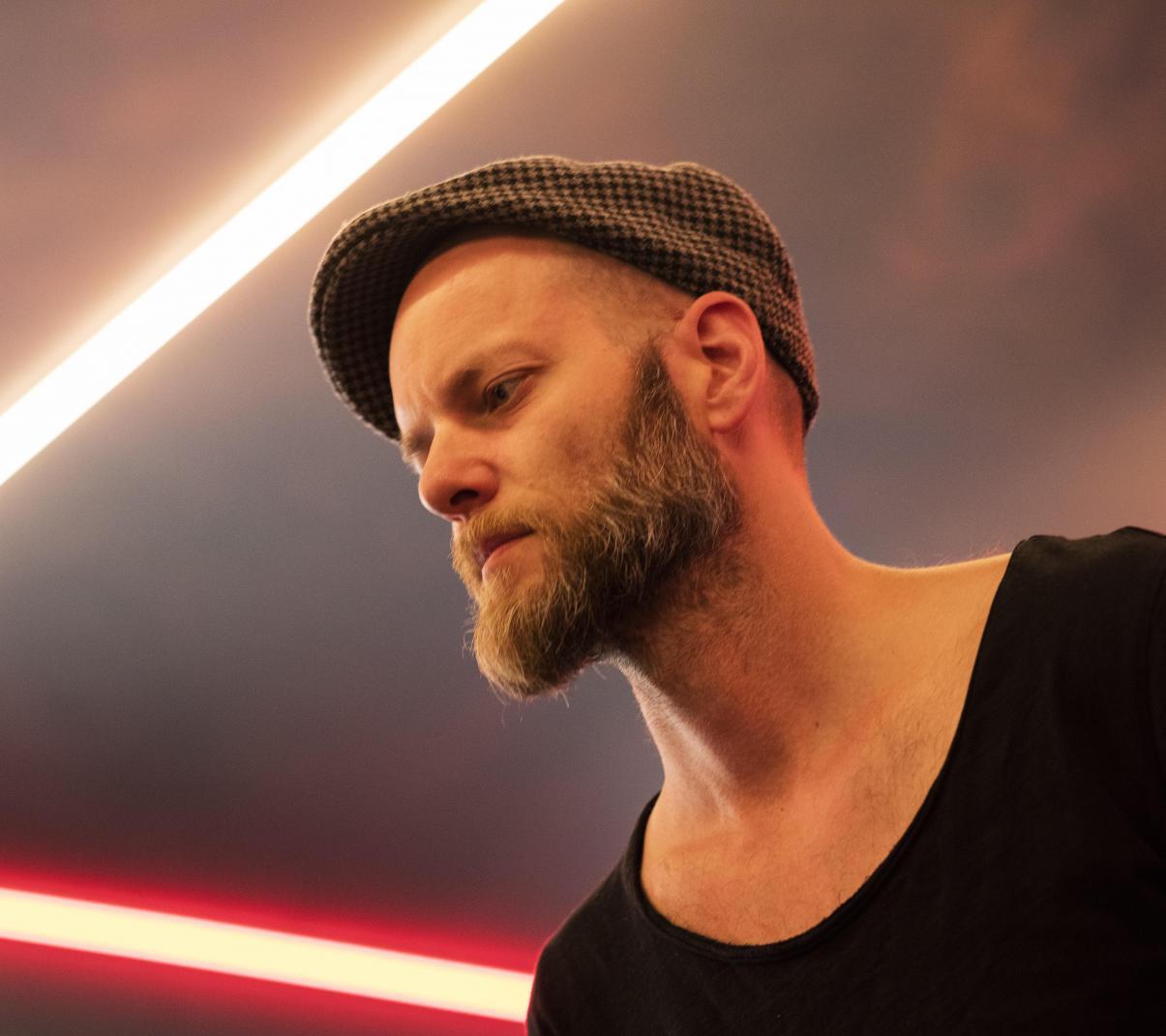 Roman Vícha (foto Jiří Thýn, 2019)