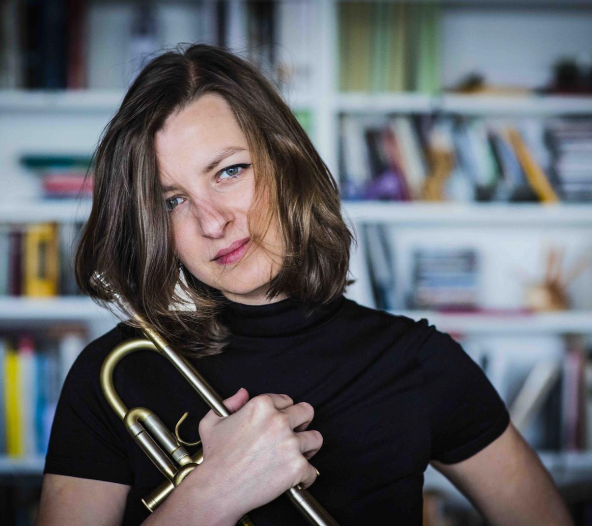 Štěpánka Balcarová (foto Vojtěch Havlík)