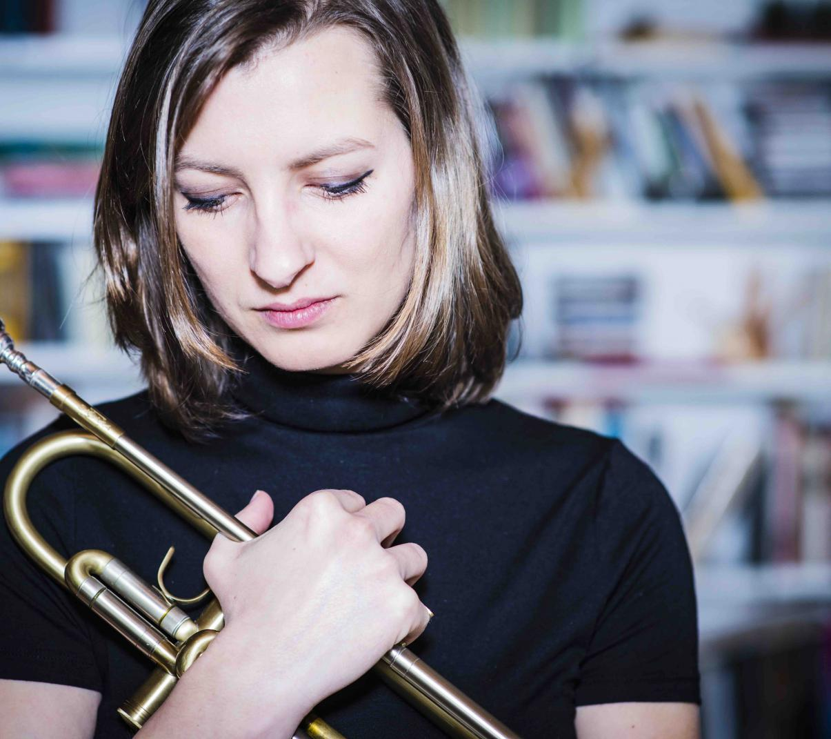 Štěpánka Balcarová (photo Vojtěch Havlík)