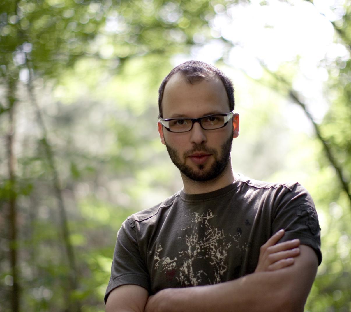 Tomáš Liška (photo Adam Holý)