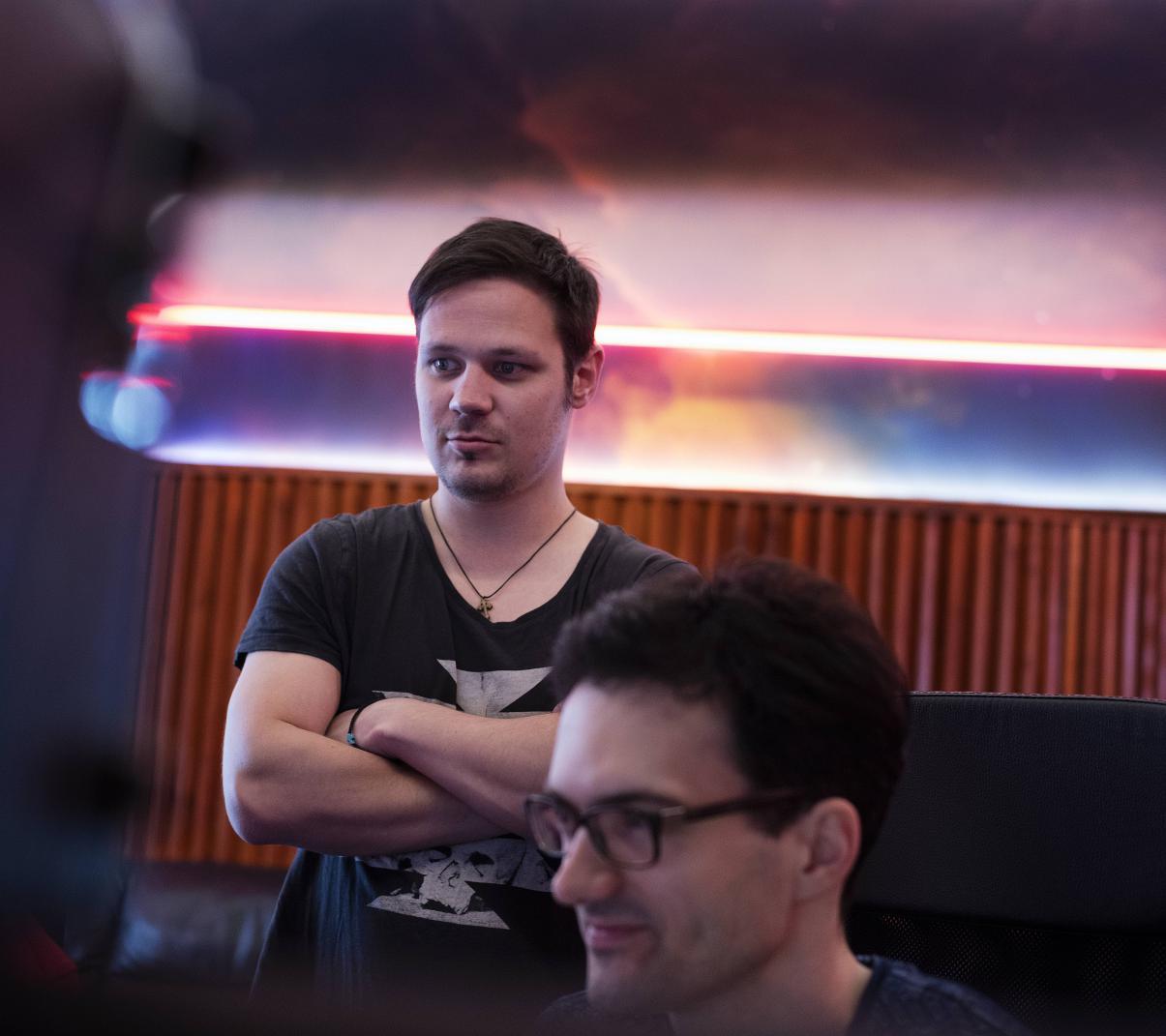 Tomáš Fuchs, Martin Brunner (foto Jiří Thýn, 2019)