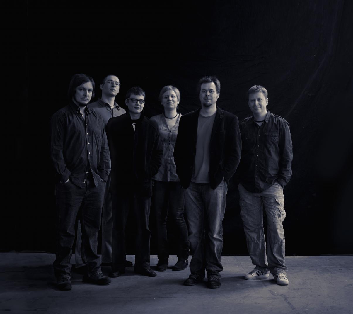 Vertigo Quintet & Dorota Barová (foto Adam Holý)