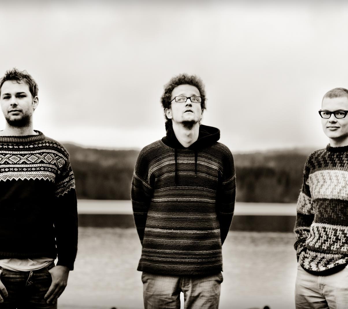 Tore T. Sandbakken, Adrian Fiskum Myhr, Vojtěch Procházka (foto Andreas Ulvo)