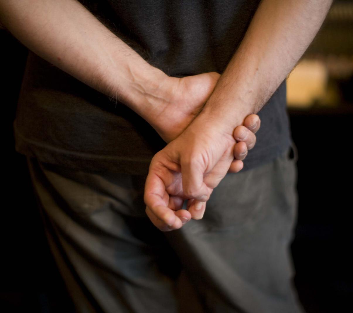 ruce Jaromíra Honzáka (photo Adam Holý)