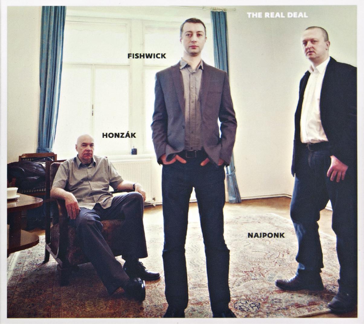 Najponk / Jaromír Honzák / Matt Fishwick: The Real Deal