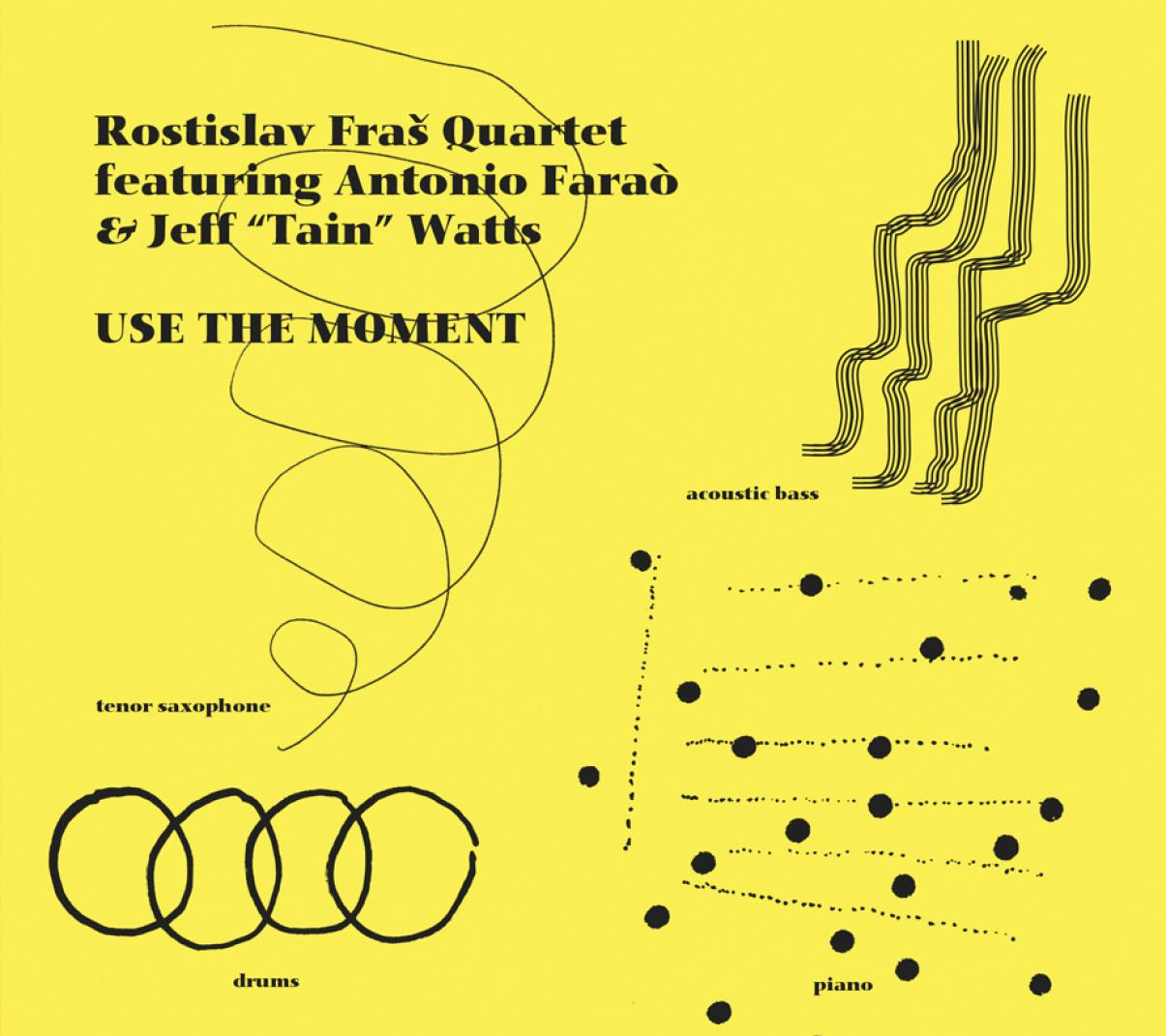 Rostislav Fraš Quartet: Use The Moment