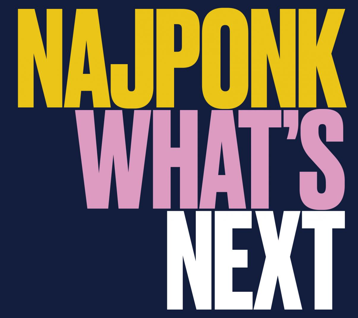 Najponk: What's Next