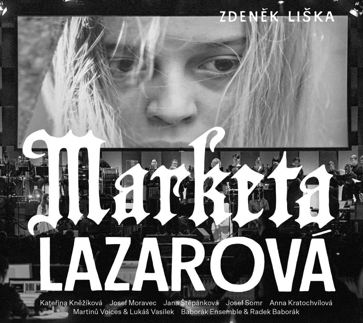 Zdeněk Liška: Marketa Lazarová