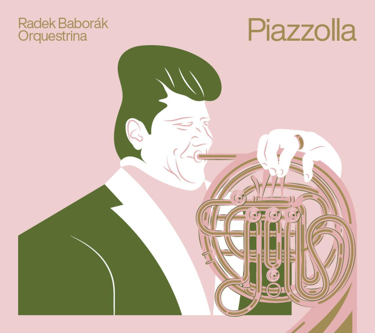 Radek Baborák Orquestrina: Piazzolla